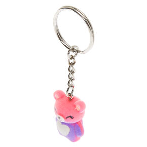 Fall Cuddle Club Best Friends Keychains - 5 Pack,