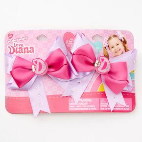 Love, Diana™ Rhinestone Light-Up Hair Bows - 2 Pack,