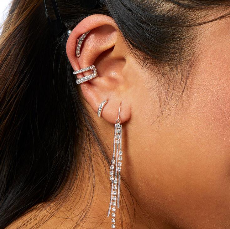 Ear Stacking Glam Set,
