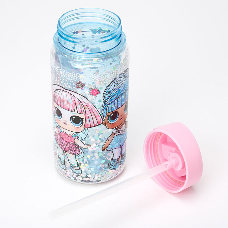 L.O.L. Surprise™ Holographic Water Bottle – Pink,