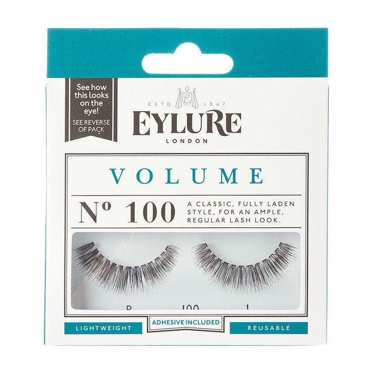 Eylure Volume No. 100 False Lashes,