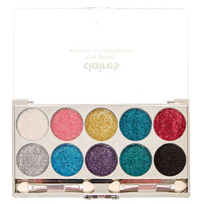 Bright Glitter Eyeshadow Palette,