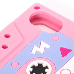 Pink Mixtape Phone Case- Fits iPhone 6/7/8/SE,