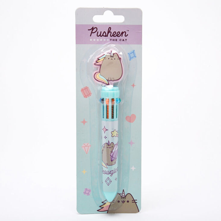 Pusheen™ Unicorn 10 Colour Pen – Mint,
