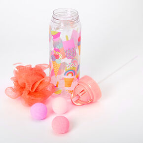 Ice Cream Water Bottle Bath Set,
