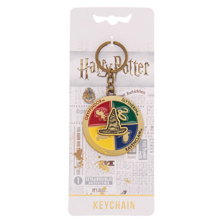 Harry Potter™ Sorting Hat Keychain,