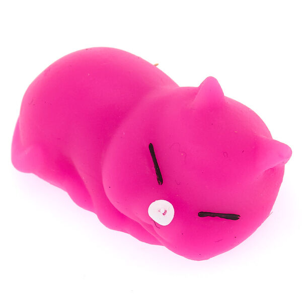 Claire's - sticky gummy cat squish toy - 2