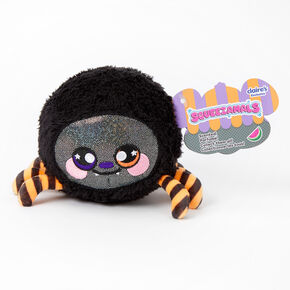 Squeezamals™ Halloween Spider Plush Toy,