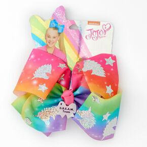 JoJo Siwa™ D.R.E.A.M. Team Hair Bow – Rainbow,