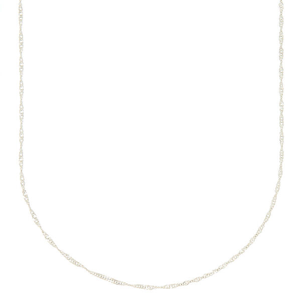 Claire's - classic chain statement necklace - 1