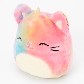 "Squishmallows™ Micromallows 5"" Mystery Squad Plush Toy - Styles May Vary,"