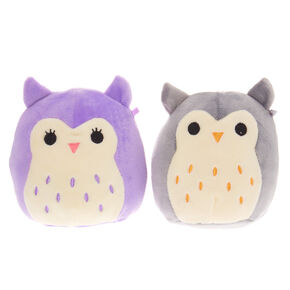 "Squishmallows™ 5"" Owl Plush Toy - Styles May Vary,"