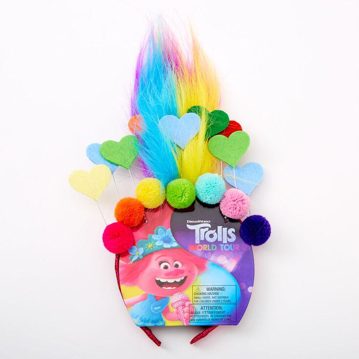 Trolls World Tour Rainbow Headband,