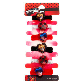 Miraculous™ Charm Hair Bobble – 6 Pack,