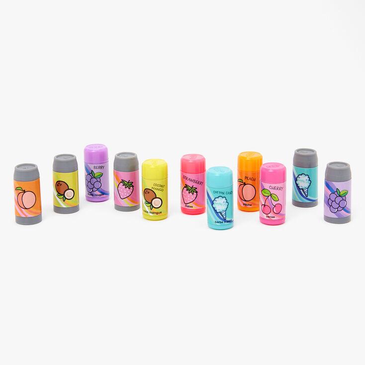 Soda Can Vending Machine Lip Balm Set,