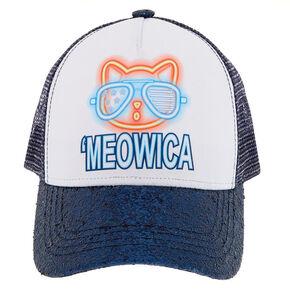 'Meowica Trucker Hat,