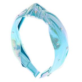 JoJo Siwa™ Knotted Headband - Blue,