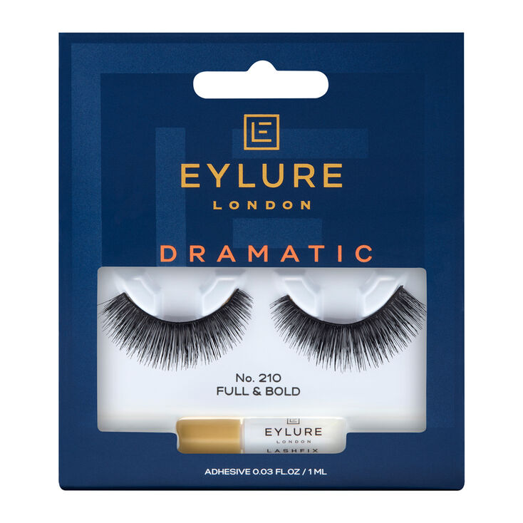 Eylure Dramatic No. 210 False Lashes,