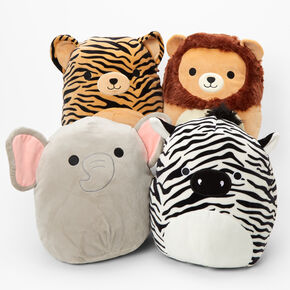 """Squishmallows™ 12"""" Jungle Plush Toy - Styles May Vary,"""