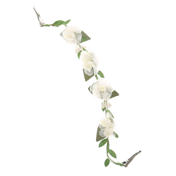 Claire's - flowers on a vine decorative hair swag - 1