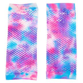 Tie Dye Arm Warmers,