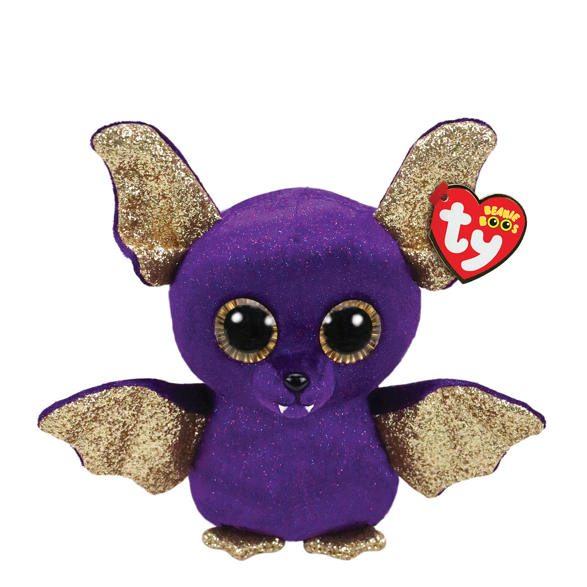 8a101004178 ... Ty Beanie Boo Small Count the Bat Soft Toy