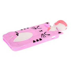 UniCat Pop Over Silicone Phone Case - Fits iPhone 5/5S,