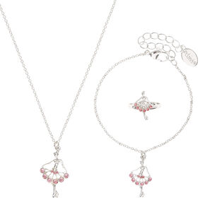 Claire's Club Ballerina Jewellery Set - 3 Pack,