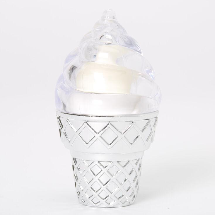 Ice Cream Lip Balm - Vanilla,
