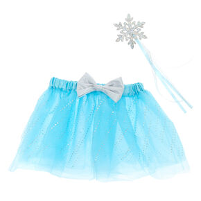 a7564ed512 Claire's Club Ice Princess Tutu & Wand