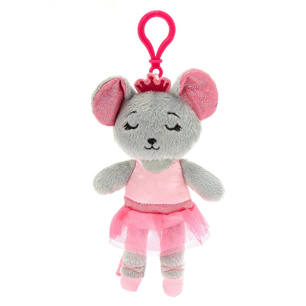 Claire's - club chloe the mouse keyring clip - 1