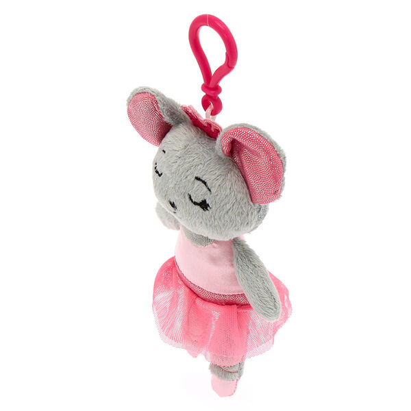 Claire's - club chloe the mouse keyring clip - 2