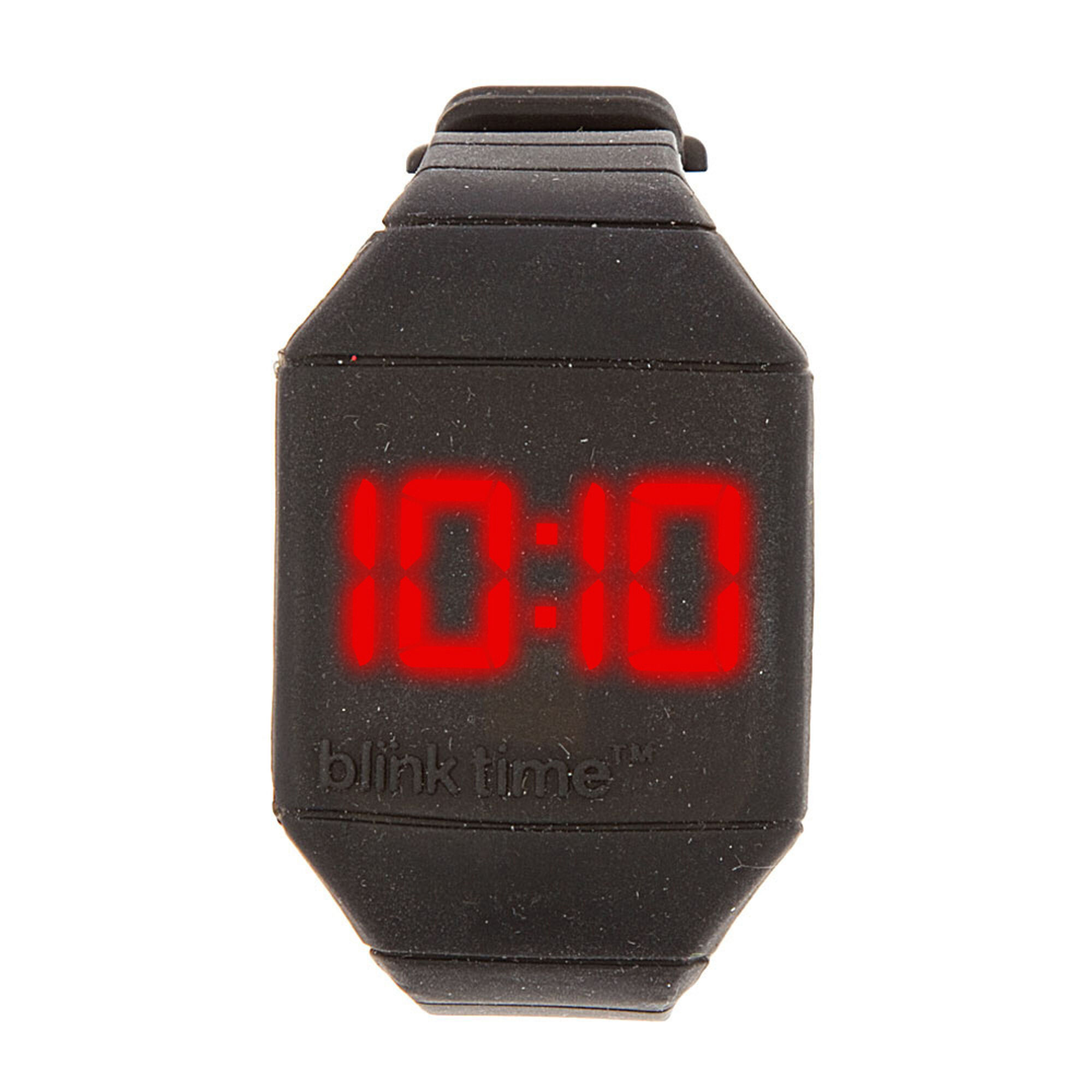 how to change time in led watch