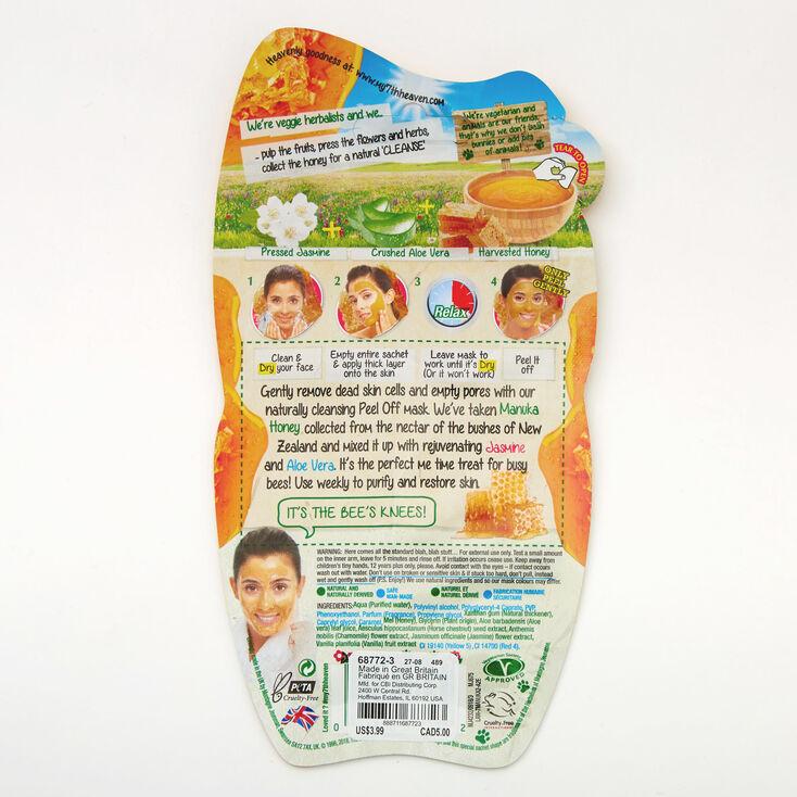 7th Heaven Manuka Honey Peel-Off Face Mask,