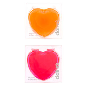 Geometric Heart Lip Gloss - Styles May Vary,