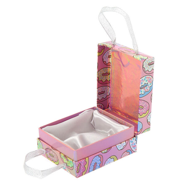 Claire's - medium donut gift box - 2