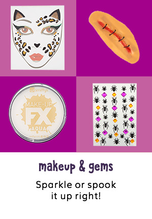 Halloween Costume Accessories & Jewelry Ideas | Claire's US
