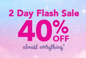 2 Day Flash Sale