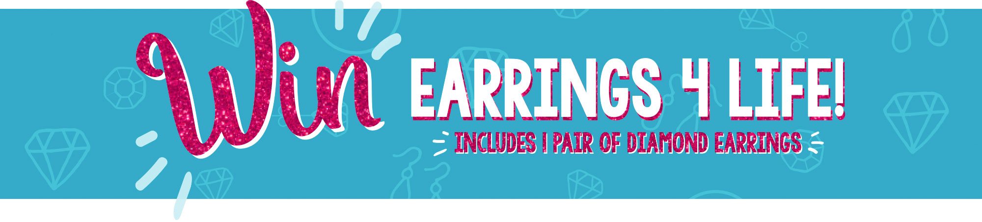 Earrings 4 Life