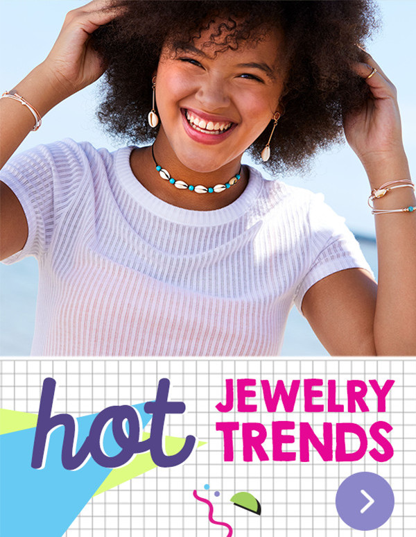 Hot Jewelry Trends