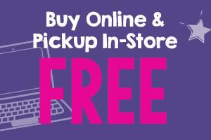 Buy Online Pickup In-Store Free