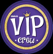 Claire's VIP Crew