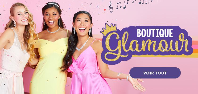 La boutique Glamour est de retour !