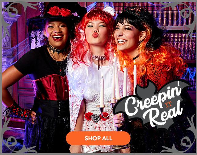 552835829058f Halloween Costume Accessories & Jewellery Ideas | Claire's