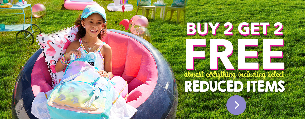d690967fb Buy 2 Get 2 FREE Almost Everything On Already Reduced Items. Online only.  Exclusions