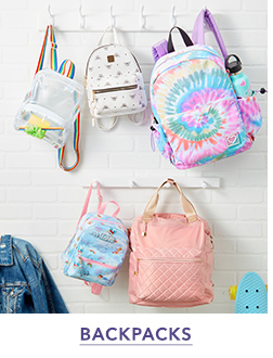 BACK TO SCHOOL - BACKPACKS