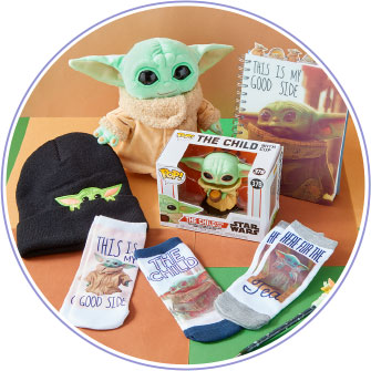 nouveautés Baby Yoda