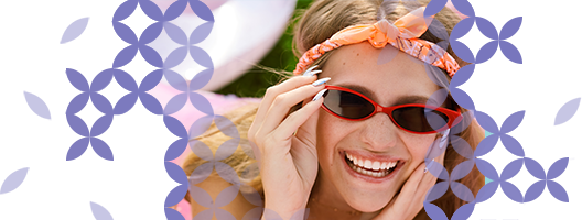 1d5e12c322 Girls Sunglasses - Rubber   Retro Sunglasses