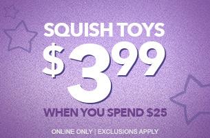 Squish Toys