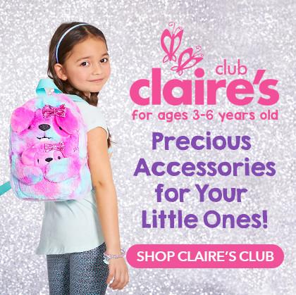claire's club